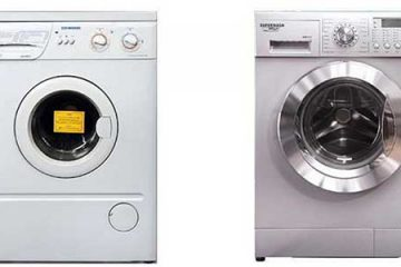 خدمات پس از فروش ماشین لباسشویی ارج